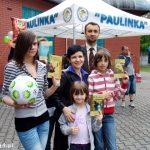 Festyn w Integracyjnym Domu Dziecka Paulinka w Michelinie