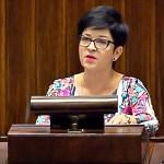 Wystąpienie Poseł Joanny Borowiak nt. Powołania Krajowej Administracji Skarbowej