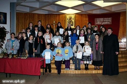 III Orioński Festiwal Piosenki Religijnej