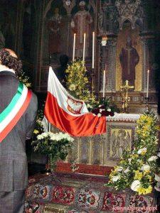 Msza dziękczynna w Padwie z udziałem Joanny Borowiak