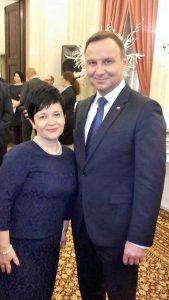 Noworoczne spotkanie Prezydenta Andrzeja Dudy z klubem parlamentarnym Prawa i Sprawiedliwości