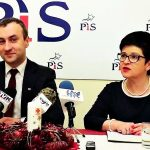 Konferencja prasowa dotycząca protestów opozycji podczas 33. posiedzenia Sejmu