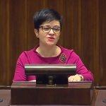 Informacja bieżąca w sprawie sytuacji na rynku pracy ? wystąpienie Poseł Joanny Borowiak
