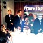 Poseł dr Joanna Borowiak i Wiceprezes Zarządu Okręgowego PIS Jarosław Chmielewski spotkali się z Prezesem Jarosławem Kaczyńskim