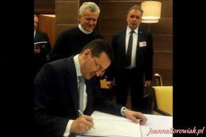 Konferencja gospodarcza Odpowiedzialność Przedsiębiorców za Polskę w WSKSiM