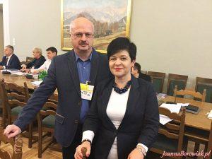 Posiedzenie podkomisji nadzwyczajnej do rozpatrzenia ustawy Prawo oświatowe