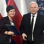 Komitet wykonawczy Prawa i Sprawiedliwości powołał Poseł Joannę Borowiak na stanowisko koordynatora okręgowego