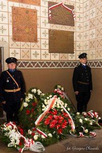 Marsz cieni we Włocławku - w hołdzie funkcjonariuszom zamordowanym przez NKWD