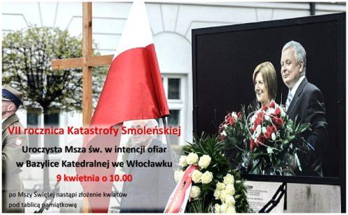 VII rocznica Katastrofy Smoleńskiej