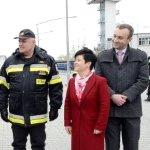 26 kwietnia 2017 r. na włocławskiej zaporze zakończyły się międzynarodowe ćwiczenia, w których wzięły udział zastępy straży pożarnej z Niemiec oraz województwa kujawsko-pomorskiego i śląskiego
