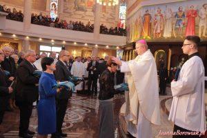 Poseł Joanna Borowiak wstąpiła do Bractwa św. Jana Pawła II