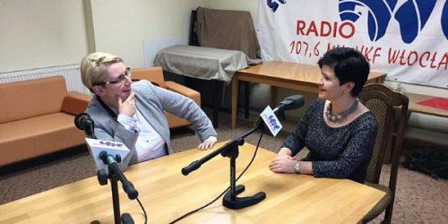 W dniu 28 października Poseł Joanna Borowiak na zaproszenie Redaktor Izabeli Rosińskiej gościła w Radiu Hit