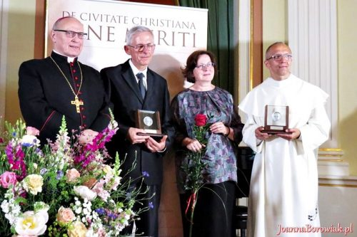 9 czerwca na Zamku Królewskim w Warszawie odbyła się Jubileuszowa 70. Gala wręczenia Nagród im. Włodzimierza Pietrzaka
