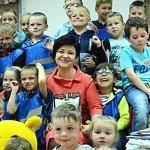 W Miejskiej Bibliotece Publicznej im. Zdzisława Arentowicza rozpoczął się Ogólnopolski Tydzień Głośnego Czytania