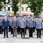 Wojewódzkie obchody Święta Policji oraz uroczystość przekazania sztandaru chełmskiej jednostce policji