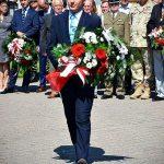 Uroczyste obchody Święta Wojska Polskiego we Włocławku