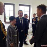 Wizyta Ministra Mariusza Błaszczaka w Łubiance