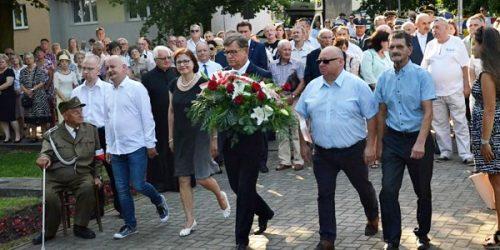 Włocławek upamiętnił Bohaterów Powstania Warszawskiego