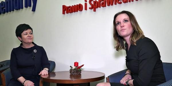 Posłanki Joanna Borowiak i Anna Schmidt-Rodziewicz rozmawiają w Sejmie nt. nowego stopnia wodnego w Siarzewie