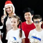 Mikołajkowy prezent od Ministra Sportu dla uczniów Zespołu Szkół Katolickich we Włocławku