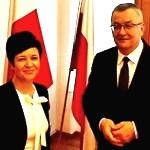Minister Andrzej Adamczyk potwierdza plany inwestycyjne we Włocławku