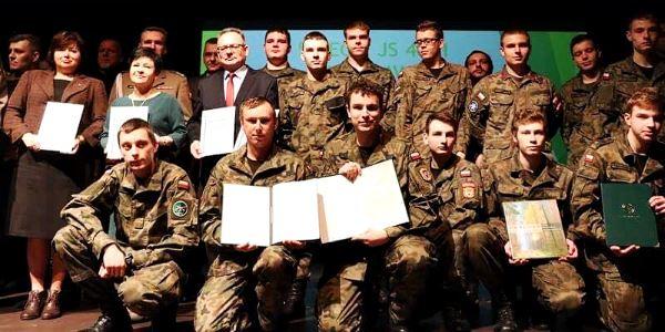 Jubileusz 5-lecia Jednostki Strzeleckiej 4051 im. Gen. Władysława Andersa we Włocławku