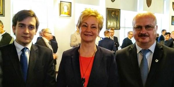 Spotkanie opłatkowe struktur PiS w okręgu Toruńsko-Włocławskim