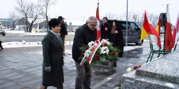 Miejskie obchody 155. rocznicy Powstania Styczniowego we Włocławku