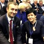 Posiedzenie Rady Politycznej Prawa i Sprawiedliwości w Warszawie