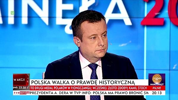 Poseł Joanna Borowiak gościem Minęła dwudziesta