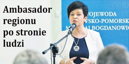 Wywiad z Poseł Joanną Borowiak o najważniejszych działaniach na rzecz miasta i regionu