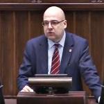 Poseł Joanna Borowiak pyta z sejmowej mównicy o efekty działania Krajowej Administracji Skarbowej