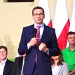 Premier Mateusz Morawiecki gościł w województwie kujawsko-pomorskim