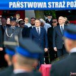 Święto Strażaków w Rypinie z udziałem Ministra Spraw Wewnętrznych i Administracji Joachima Brudzińskiego