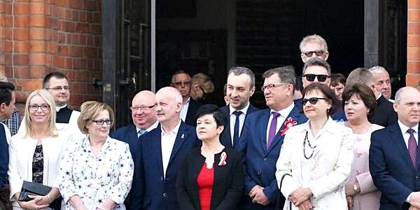 Uroczystości 227. rocznicy uchwalenia Konstytucji 3 Maja we Włocławku