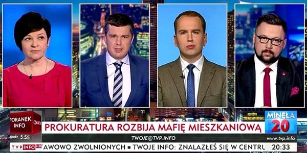 Poseł Joanna Borowiak gościem w programie Minęła Dwudziesta