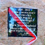 Piknik patriotyczno-historyczny w Choceniu na 100-lecie Niepodległości