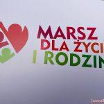 Marsz dla Życia i Rodziny we Włocławku w 100 - lecie Niepodległej