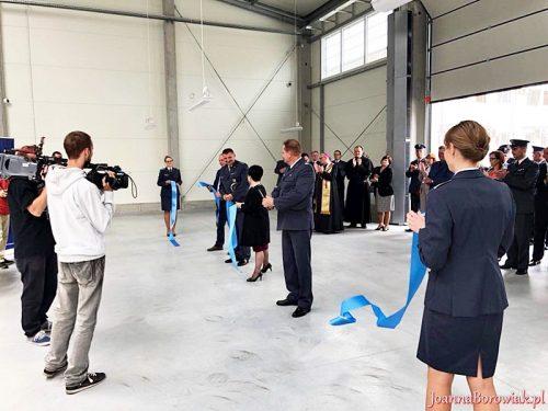 W Zakładzie Karnym we Włocławku otwarto halę produkcyjną w ramach programu Praca dla więźniów