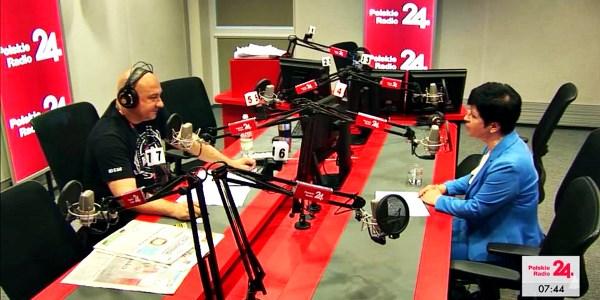 """Poseł Joanna Borowiak gościem w programie """"24 Pytania - Rozmowa Poranka"""""""