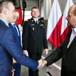 Nowe samochody ratowniczo-gaśnicze dla Ochotniczej Straży Pożarnej w woj. Kujawsko-Pomorskim