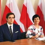 Spotkanie z dyrektorem Banku Gospodarstwa Krajowego w biurze PSSE we Włocławku