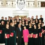 Włocławski chór Canto wykonał w Sejmie RP utwór Czesława Niemena Sen o Warszawie
