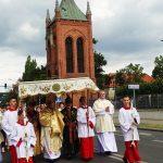 Uroczystości Wniebowzięcie Najświętszej Maryi Panny w bazylice katedralnej we Włocławku