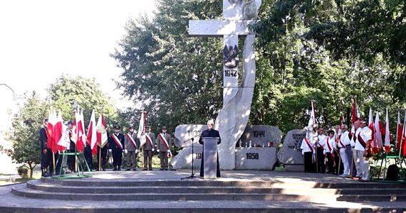74. Rocznica wybuchu Powstania Warszawskiego we Włocławku