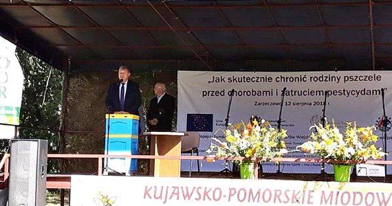 Kujawsko-Pomorskie Miodowe Lato'2018 w Zarzeczewie