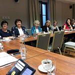 Wyjazdowe posiedzenie sejmowej Komisji Polityki Społecznej i Rodziny w Wieliczce