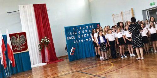 Miejska inauguracja roku szkolnego 2018/2019 we Włocławku
