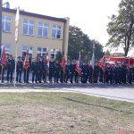 OSP w Zakrzewie otrzymała nowy wóz ratowniczo - gaśniczy