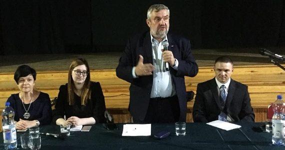 Spotkanie Ministra Rolnictwa i Rozwoju Wsi z mieszkańcami Izbicy Kujawskiej
